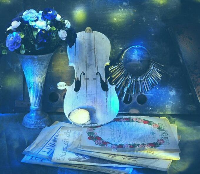 Harmonie du soir.