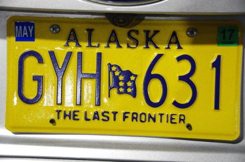 Jour 3 Arrivée à Anchorage