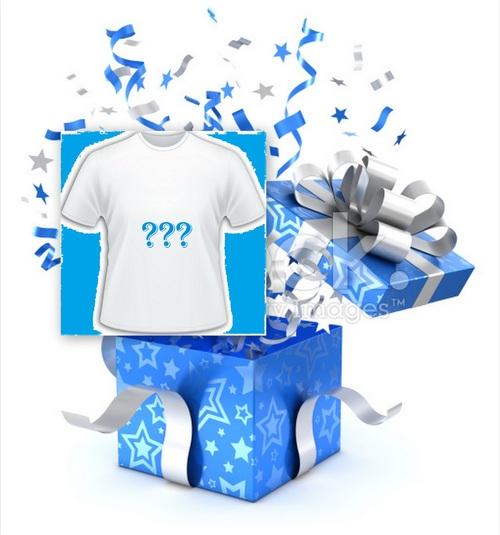 Concours tee-shirt mystère