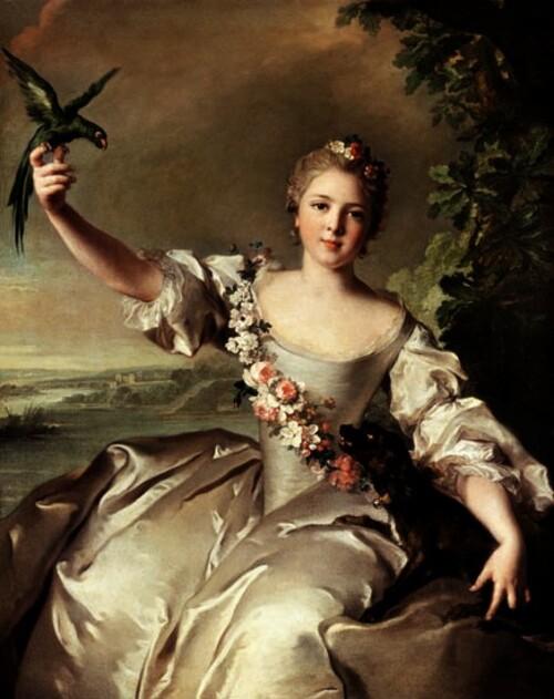 MARIE-FRANCOISE RENEE DE CARBONNEL DE CANISY