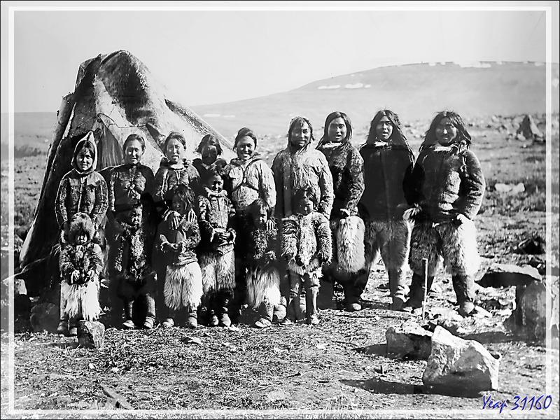 Visite du petit musée de Qaanaaq avec, en particulier, sa météorite trouvée à Savissivik et de belles photos - Groenland