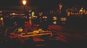 Pont des Arts 2005