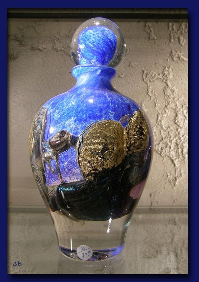 Novaro flacon bleue