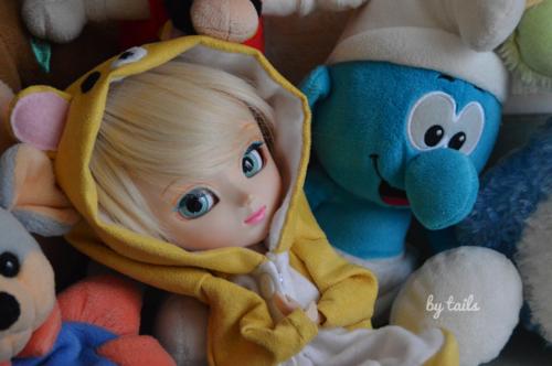 11 | Kayumi et les doudous