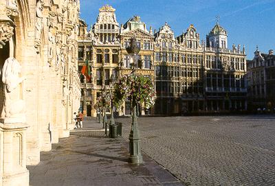 4. 2. Visite de la Grand-Place de Bruxelles - 2ème partie