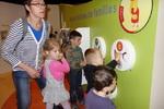 Sortie au musée de la ferme à l'Historial de la Vendée pour les maternelles
