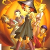 Witch Halloween Citrouille