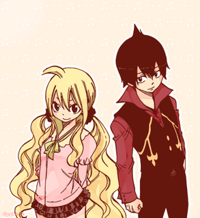 Image de mavis, fairy tail, and zeref