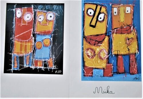 MS/ LE CORPS/ Art:  MIKA