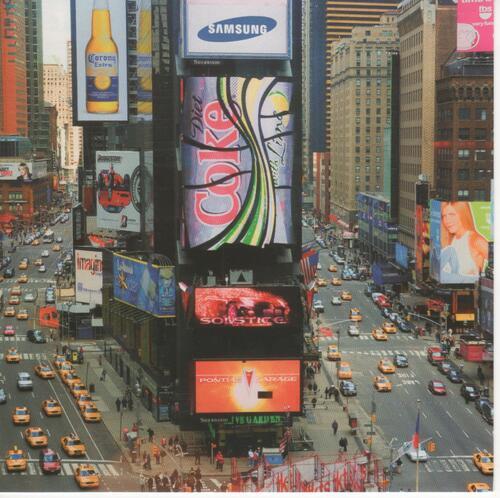 Times Square  TiMeS SqUArE*5*