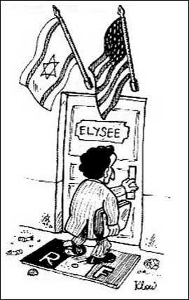 Depuis le 7 mai, les Français sont désormais Mossad...