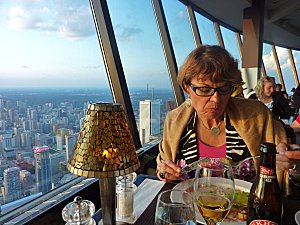 Toronto CN Tower Martine 2