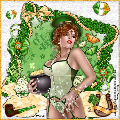 Défi Shanel - Saint Patrick
