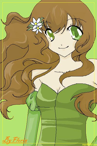 Princesse de la nature