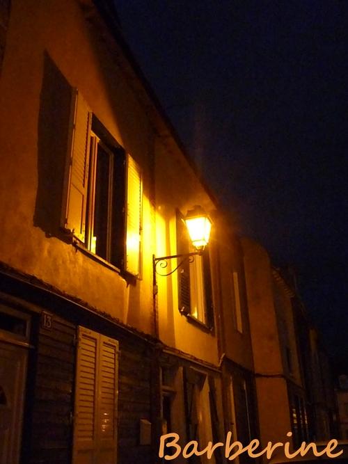 Un soir place Aristide Briand ...