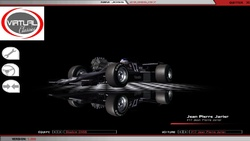 Shadow Racing Team - Shadow DN5B - Ford Cosworth DFV V8 3.0