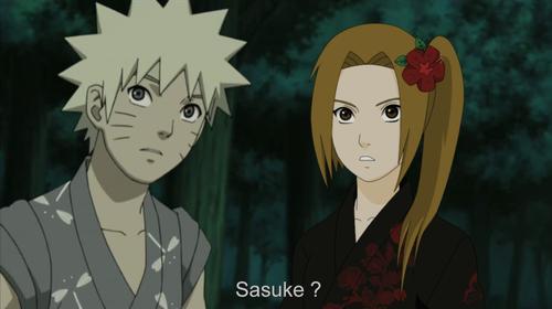Naruto & Michiyo [01]