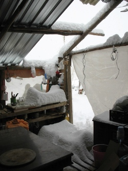 Jan 2017 Le Fil et la neige