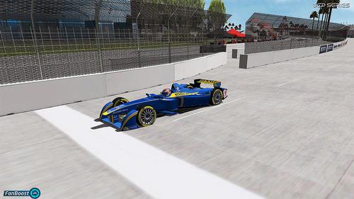 Team e.dams Renault - Sebastien Buemi