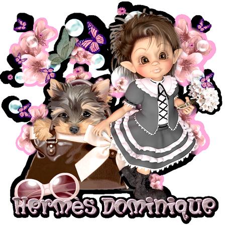 Signature Hermès  Dominique