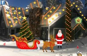 Jouer à Christmas Santa gift escape