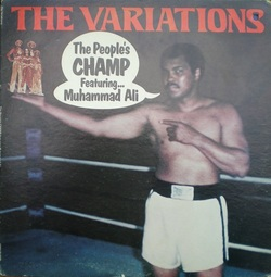"""The Variations - The People""""s Champ - Complete LP"""