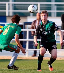 Amical MCA-FC Groninguen (Pays-Bas) 1-0
