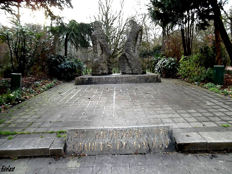 Le jardin Vauban et environs - Lille