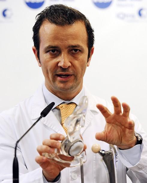 Les fractures de Juan Carlos