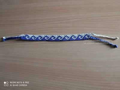 Bracelet Brésilien Modèle Mosaïque (1)