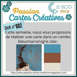 Passion cartes Créatives#602 !