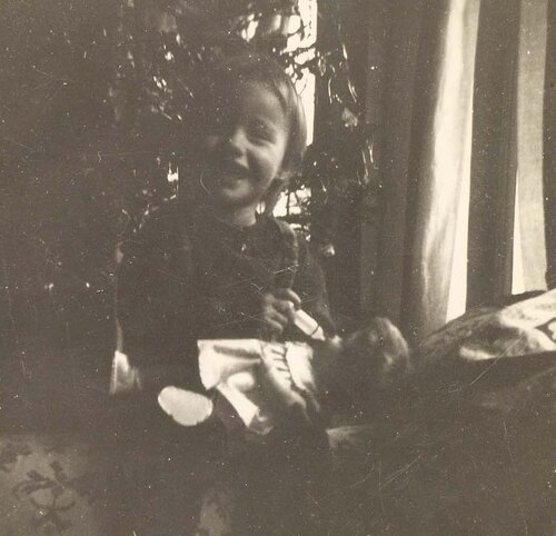 Christmas pictures of 1962, perhaps