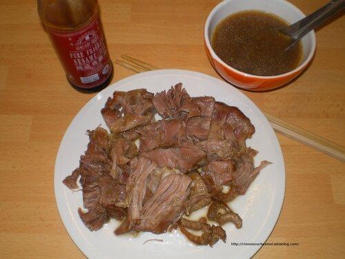 Ragoût de chien au bouillon de tortue - 龟汗狗肉