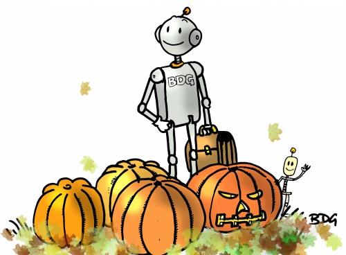 Images :  Robots