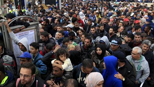 La crise des migrants et ses conséquences