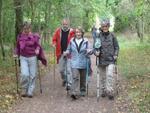 La randonnée du 13 octobre à Ranville