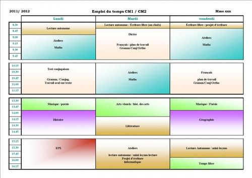 Nouveau fonctionnement de classe (2)