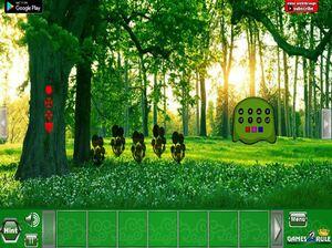 Jouer à Green tree forest escape