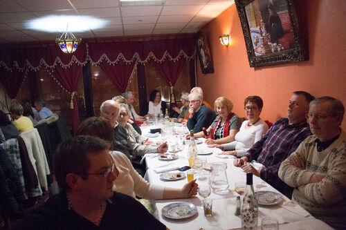 28 janvier - Assemblée générale , suivi d'un repas