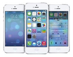 iOS 7 béta 1 aujourd'hui et version finale en Automne