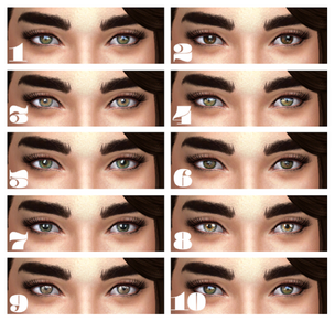 Eyemythsims