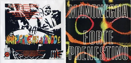 Ze Frenche Ouique - Saison 3 - Jour 6: Live! Mano Negra - Forte Prenestino (1992)