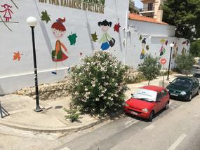 Athènes - une école