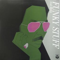 Jiro Inagaki & Soul Media - Funky Stuff - Complete LP