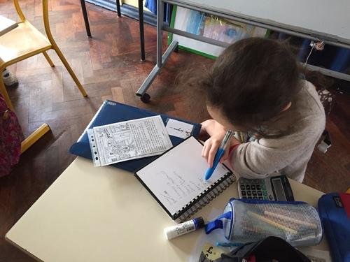 Ateliers maths en CM1
