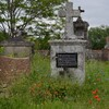 ST BEAUZEIL Juin 2016 cimetière de  L'eglise ST SIMPLICE à SOUILLAS