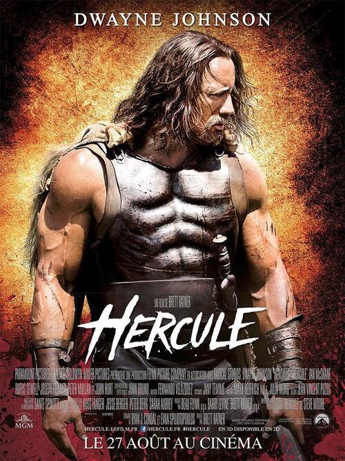 """Bonsoir a l'honneur : """" Hercule """""""