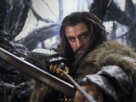Thorin et son arc Richard Armitage