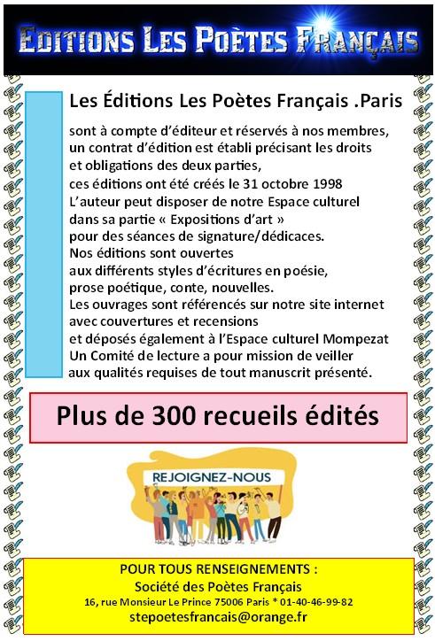éditions SPF Paris