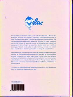 0L210  VILAC 100 ANS DE JOUETS EN BOIS
